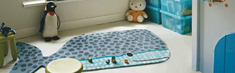 Kindervloerkleed kopen